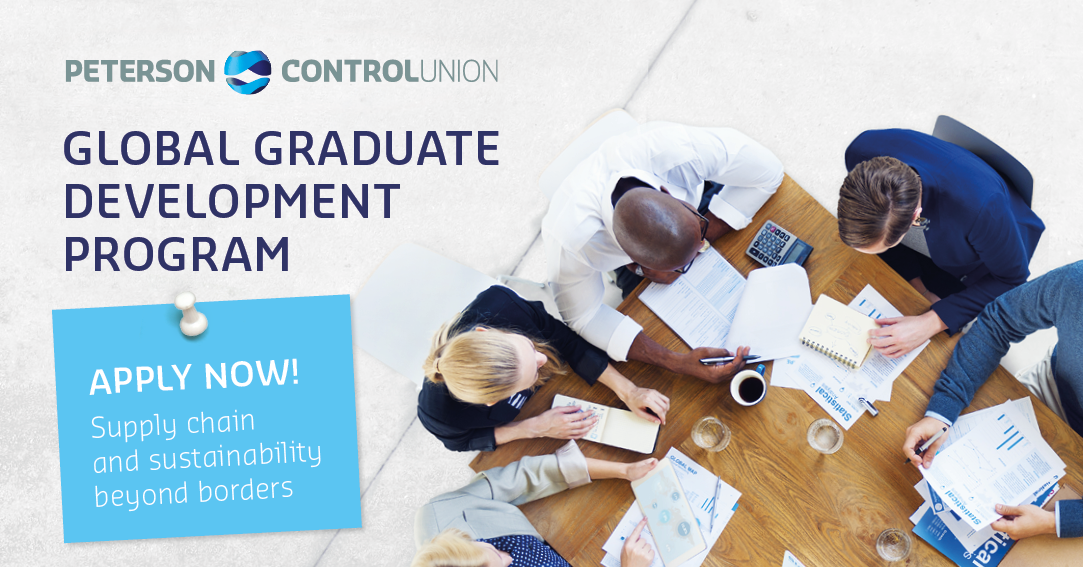 Peterson and Control Union Global Graduate Development Programme